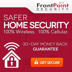 FrontPoint Wireless Burglar Alarm System